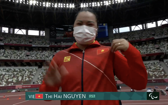 Paralympic Tokyo: Đoàn Việt Nam kết thúc thi đấu, xếp hạng 69