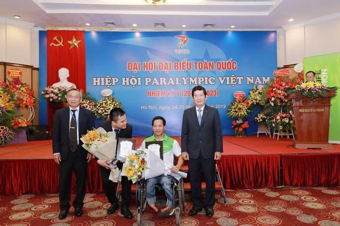 Vinh danh các VĐV người khuyết tật xuất sắc