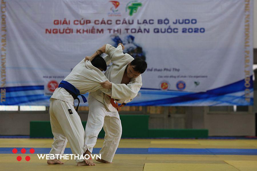 Điều lệ giải Cup các câu lạc bộ Judo người khiếm thị, quần vợt xe lăn...