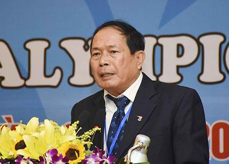 Người thầy lớn của thể thao người khuyết tật Việt Nam qua đời