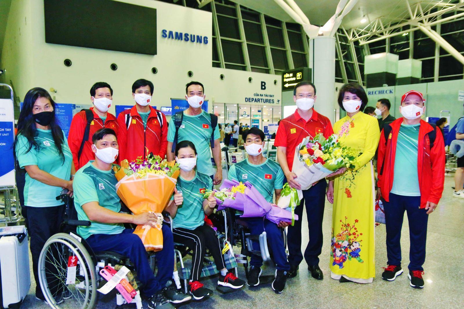 Thế vận hội đầy khó khăn của thể thao người khuyết tật Việt Nam