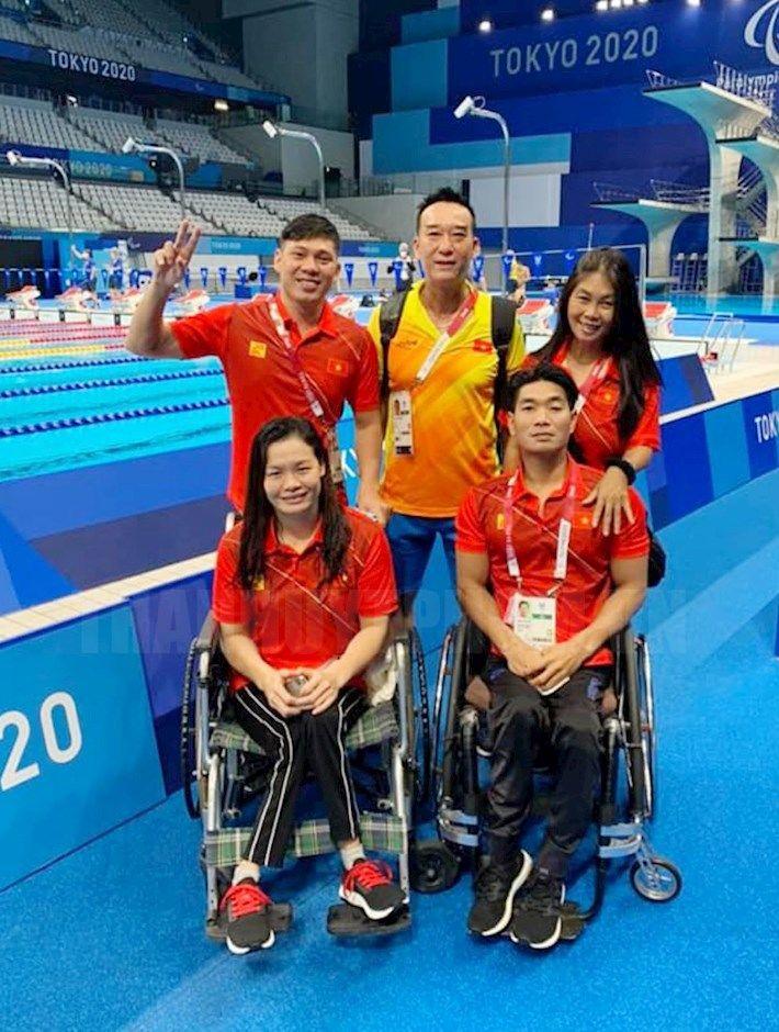 Paralympic Tokyo 2020: Thanh Tùng, Bích Như dừng bước ở vòng loại